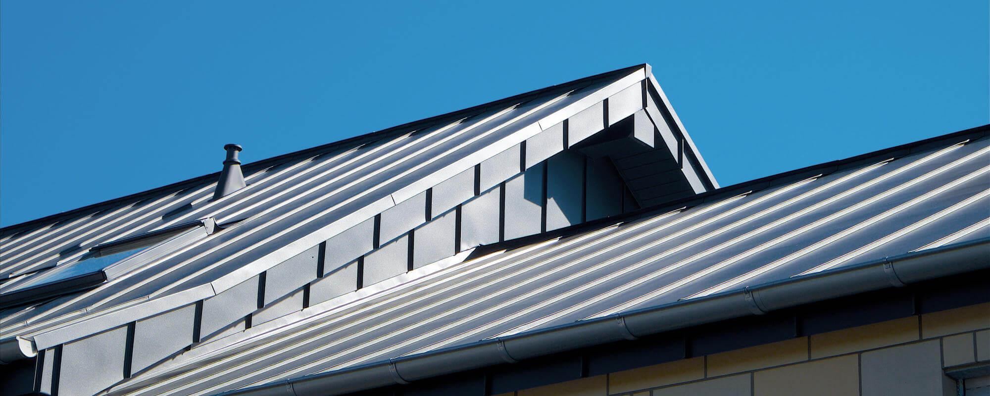 Aliuminio stogo dangos