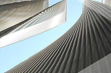 Architektūrinis tinklas fasadams